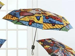 Romero Britto Umbrella