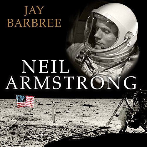 Neil Armstrong audiobook cover art
