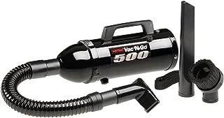 MetroVac VM6B500T Vacuum and Air Dryer with Turbine Brush, 1 Pack