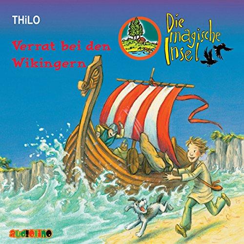 Verrat bei den Wikingern (Die magische Insel 1) Titelbild