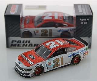 Lionel Racing, Paul Menard, Motorcraft, 2019, Ford Mustang, NASCAR Diecast 1: 64 Scale