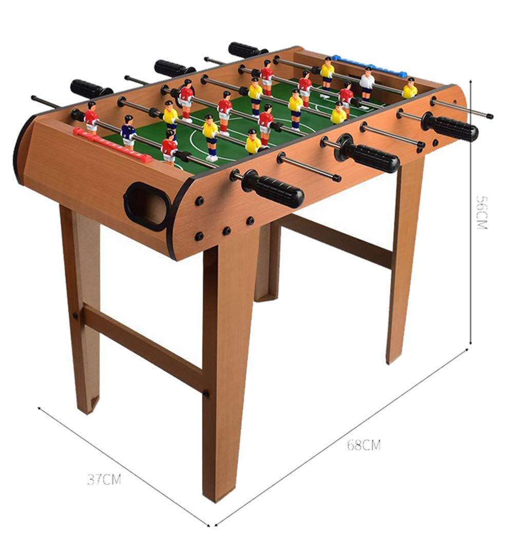 MJ-Games Competición de fútbol de futbolín Juego de Mesa Conjunto ...