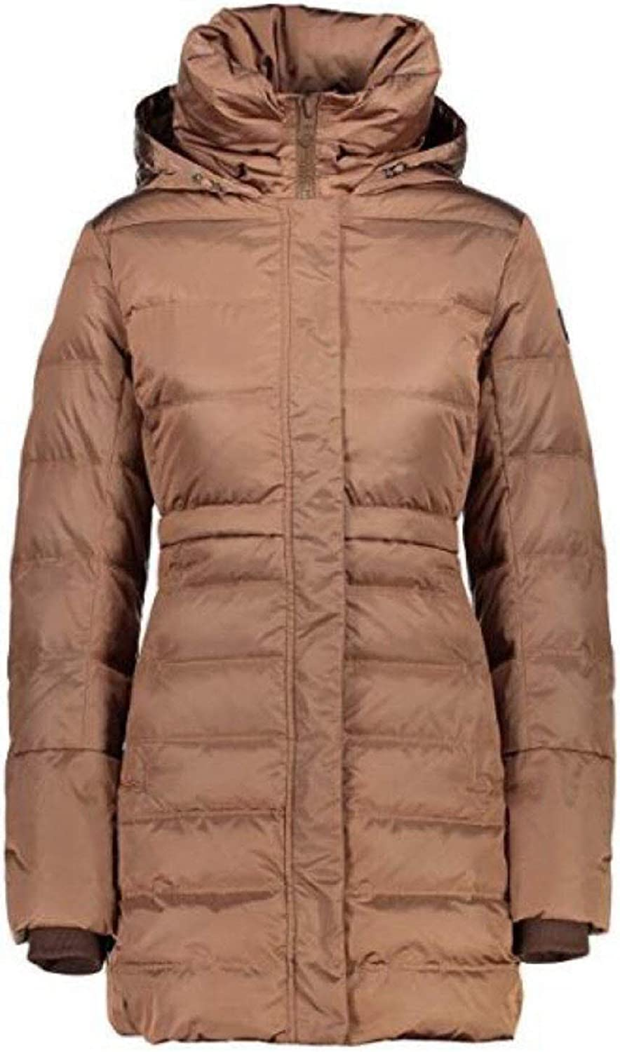 CMP Women's Coat Brown Brown