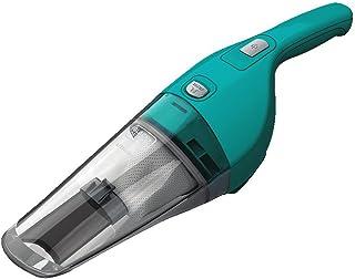BLACK+DECKER Cordless Hand held Vacuum 2Ah, Deep Aqua (HNV220BCZ03FF)