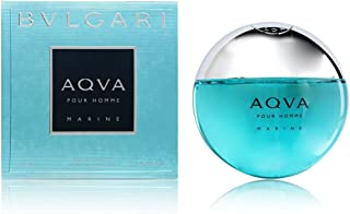 Bvlgari Aqva Marine Eau de Toilette Spray for Men, 5 Fluid Ounce