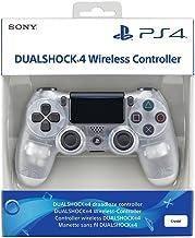 Playstation 771106 Sony Dualshock 4 Controleur V2 Voor Ps4, Wit Kristal (Ps4)