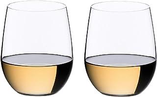 [正規品] RIEDEL リーデル 白ワイン グラス ペアセット リーデル・オー ヴィオニエ/シャルドネ 320ml 0414/05