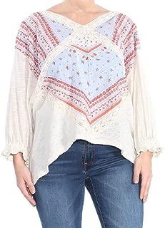 Women's Prairie Days Embroidered Top