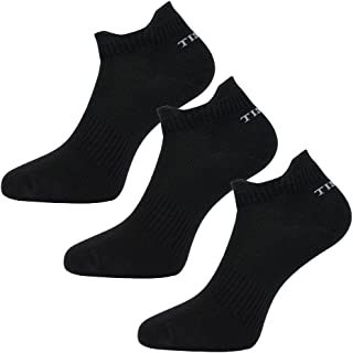 Mens and Womens Titanium Anti Odor Deodorant Sports Ankle Socks for Athletes Feet