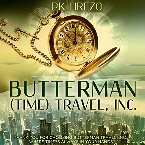 Butterman cover art