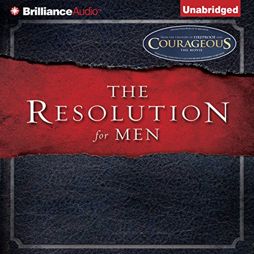 The Resolution for Men audiobook cover art