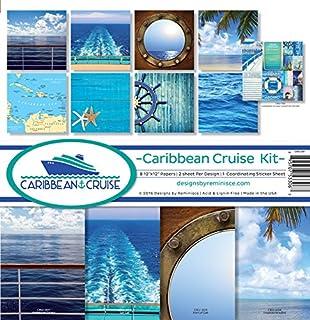 Reminisce Scrapbook Caribbean Cruise Collection Kit