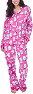 Ladies' Flannel PJ Set