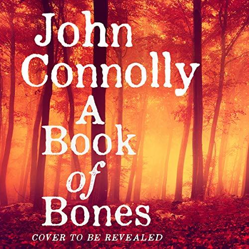 A Book of Bones audiobook cover art