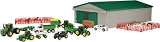 John Deere Die-cast Farm Toy 70Piece Value Playset