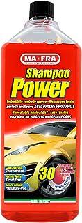 Mafra, Shampoo Power, zelfontvettende en geconcentreerde reiniger, gemakkelijk te spoelen, laat geen resten achter en lich...