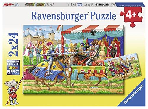 RAVENSBURGER PUZZLE   2 en una Caja   12 y 24 Piezas   Thomas y Sus Amigos