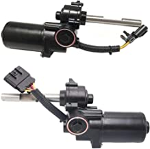 9qautoparts 19303236 19303235 One Pair Front Right Left Power Running Board Motor for Cadillac Escalade Chevrolet Chevy GMC Suburban Yukon Tahoe 2007-2014 25971283 25822018 25971282 15224286