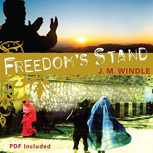 Freedom's Stand audiobook cover art