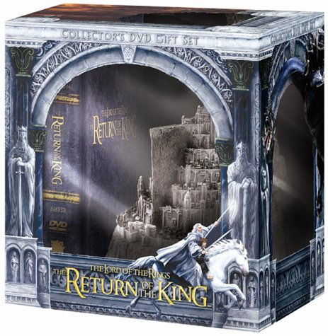 The Lord of the Rings: The Return of the King (Five Disc Collector's Box Set) [DVD]