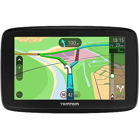 Tomtom Navigationsgerät Via 53 5 Zoll Stauvermeidung Dank Tomtom Traffic Karten Updates Europa Updates über Wi Fi Smartphone Benachrichtigungen Navigation