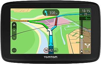 TomTom Navigationsgerät Via 53 (5 Zoll, Stauvermeidung dank TomTom Traffic,..