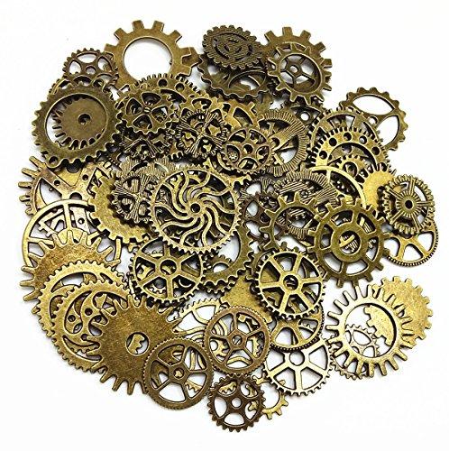 steampunk clockwork gears