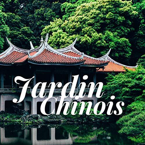 Jardin Chinois CD: atmosphères orientales avec bols tibétains et musique relaxante de meditation