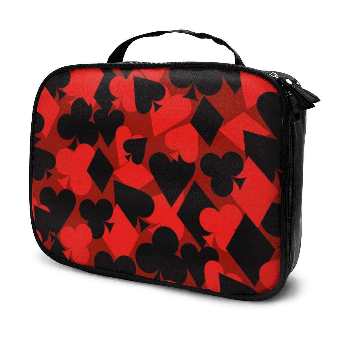 Poker Symbol Makeup We OFFer at Max 77% OFF cheap prices Case Train BagTravel C