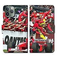 BRAVE CROWN t290iPhone12 iPhone 12Pro Promax mini SE 第2世代 11 11pro 11promax XS Max XR Xs X 8 7 6s 6 plus プラス SE 5s 5 手帳型 アイフォン スマホ ケース Xperia Galaxy 全機種対応 ダイアリー ブランド グッズ おしゃれ F1 エフワン ミハエルシューマッハ ホンダ レーシングメンズ レディース