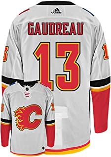 johnny gaudreau flames jersey