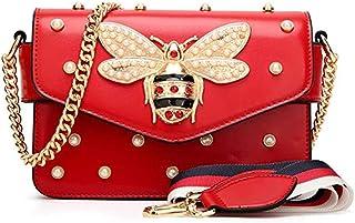 55e7fe2c7b7 KKGG Boutique Marca Joven Dama Bolsa de Cuero Chica Joven Bolsos utilizados  para Llevar billeteras,