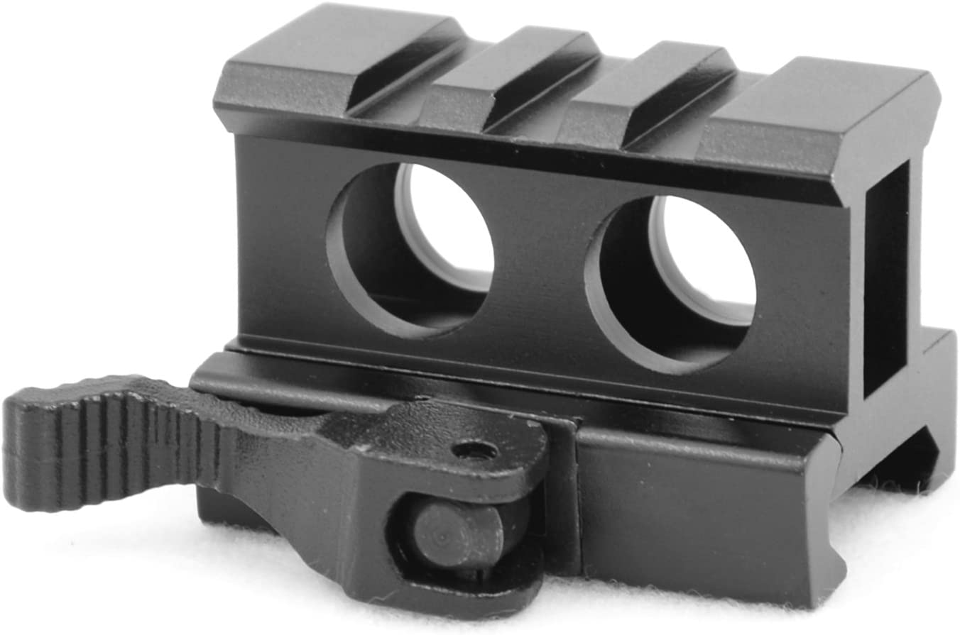TMS 1inch Mini Popular product Riser Block Mount Picatinny Quick with Courier shipping free shipping Rails for
