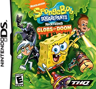 nicktoons globs of doom