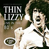 Thin Lizzy: Live in the 80'S (Audio CD (Import))