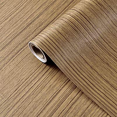 Viseeko Wood Wallpaper Self Adhesive Wallpaper ...