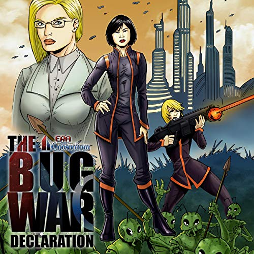 Declaration: The Bug War #1 cover art