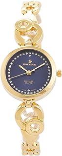 Sun Rock Wrist watch for Women - Analog Stainless Steel Band - SL038-