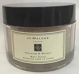 Jo Malone Geranium & Walnut Body Scrub 7 oz