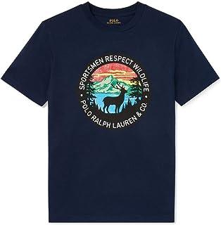 Boys Newport Navy Sportsmen Respect Wildlife Tee