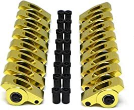 Assault Racing Products ARA30217716 for Small Block Ford Polylock Aluminum Rocker Arms 1.7 Ratio 7/16 Stud SBF
