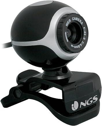 NGS XPRESSCAM300 Webcam con USB per PC, Multicolore - Confronta prezzi