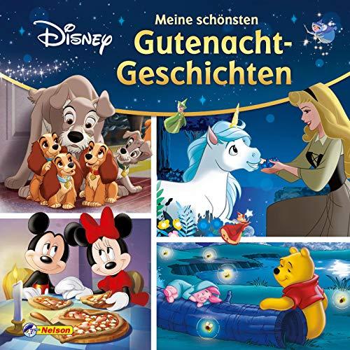 Disney Klassiker: Meine schönsten Gutenacht-Geschichten: Die schönsten Disney-Klassiker zum Vorlesen