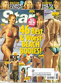 Star Magazine, Vol. 35, No. 36 (September 8, 2008) 46 Best & Worst Winter Beach Bodies (ISSN: 1052-875X)