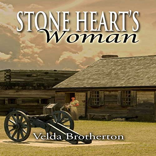 Stone Heart's Woman audiobook cover art
