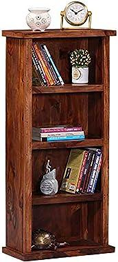 Made Wood Pipercrafts Pipercrafts Bookshelf Furniture/Book Rack for Home/Wooden Book Shelves/Wooden Book Shelf in Provincial