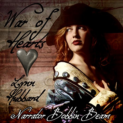 War of Hearts audiobook cover art