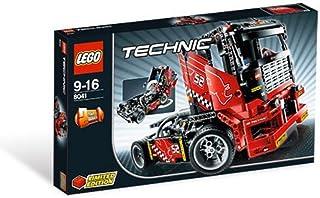 LEGO Camión de Carreras Exclusivo