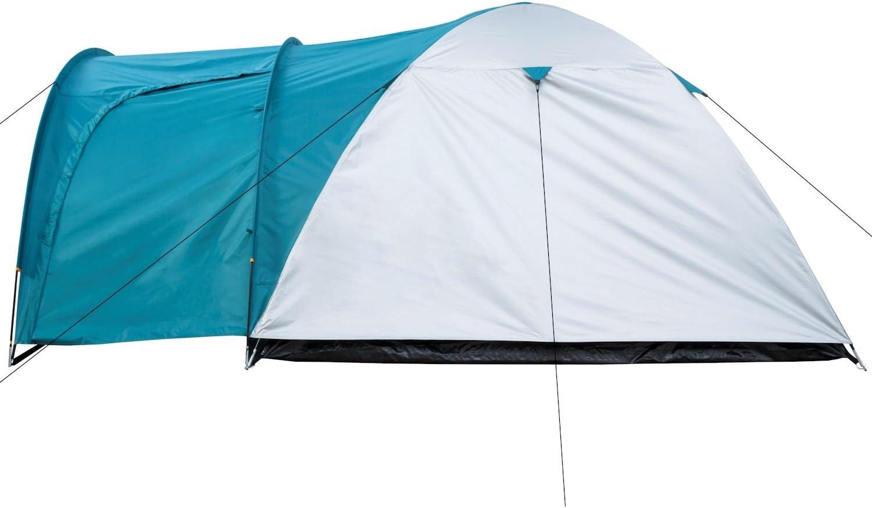 pour Le Camping CampFeuer Tente d/ôme pour 3 Personnes Biglu avec piquets et Sac de Rangement Le Plein air et la randonn/ée