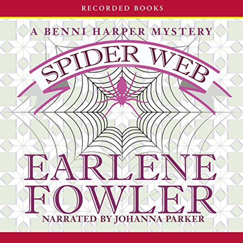 Spider Web audiobook cover art